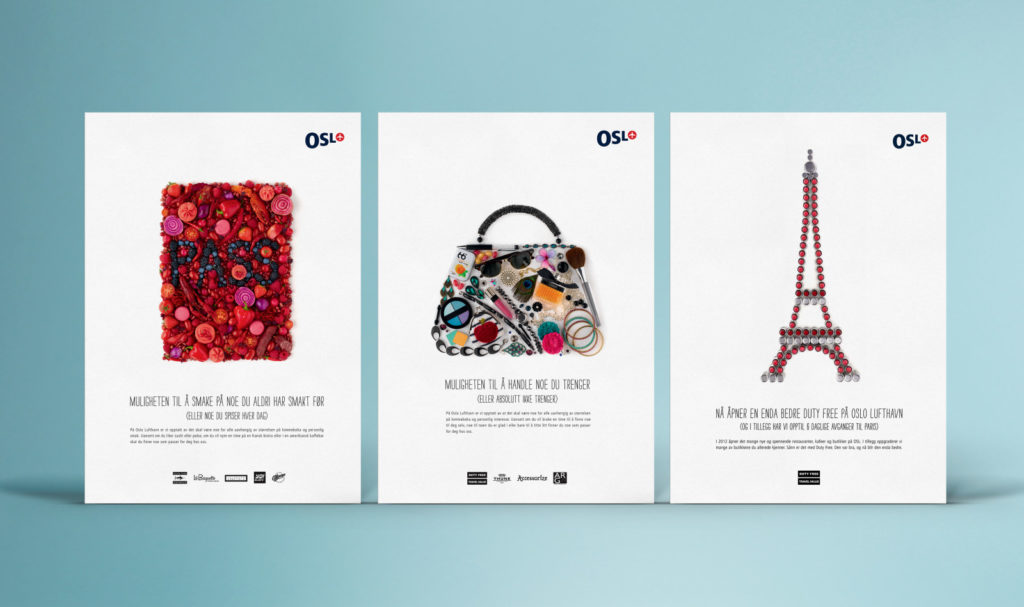 posters/branding for OSL