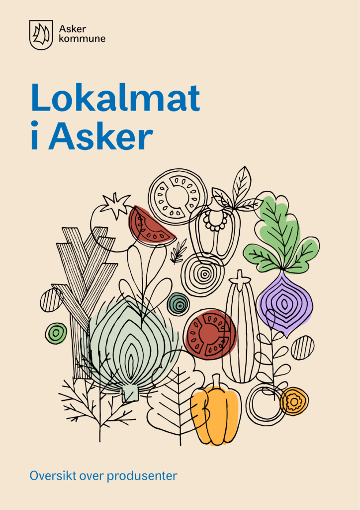 Graphics/branding for Asker kommune