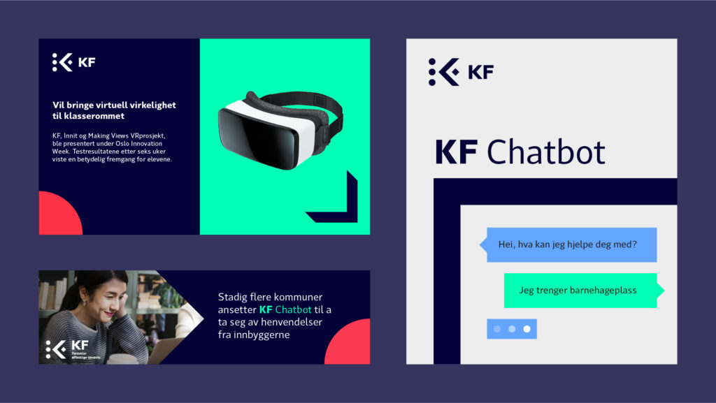 Ads for KF